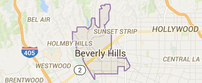 Beverly Hills Michael Haddad